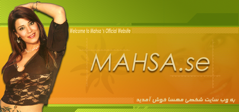 Welcome to Mahsa's Official Website